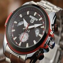 2016 Hombres Relojes De Lujo Top Brand TEVISE Relojes Mecánicos Calendario Impermeable Reloj de Acero Relojes de Los Hombres de Acero de Pulsera para Hombres