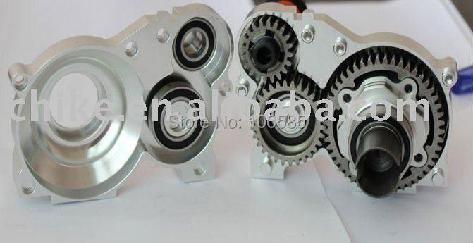 1/5 Baja CNC редуктор в сборе для 1/5 масштаба HPI km RV Baja 5b 5 т-85128