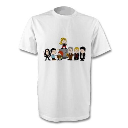 Buffy The Vampire Slayer Peanuts Parody Peanut Slayer T Shirt Size'S S Xl New Cartoon T Shirt Men Unisex New Fashion Tshirt