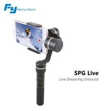Feiyu SPG Canlı 360 derece Sınırsız El Gimbal Sabitleyici ile Akıllı telefonlar için Cep Telefonu Koruyucu Kılıf F19117
