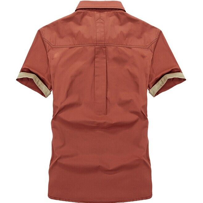 Мужская рубашка 2017 100%