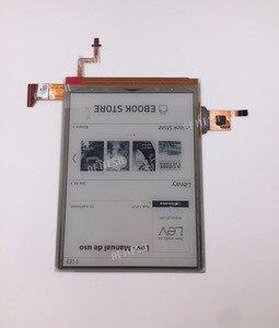 Image 2 - ED060XH8 100% ใหม่ eink จอแสดงผล LCD สำหรับ PocketBook และ ONYX eBook Reader 1024*758 6 นิ้วจัดส่งฟรี