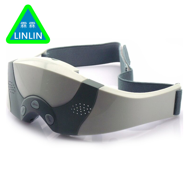 LINLIN Electric eye care massager vibration Eye brain massager sinus forehead magnetic eye relax health care massager product health eye care electrical magnetic alleviate fatigue relax massager forehead y207e hot sale