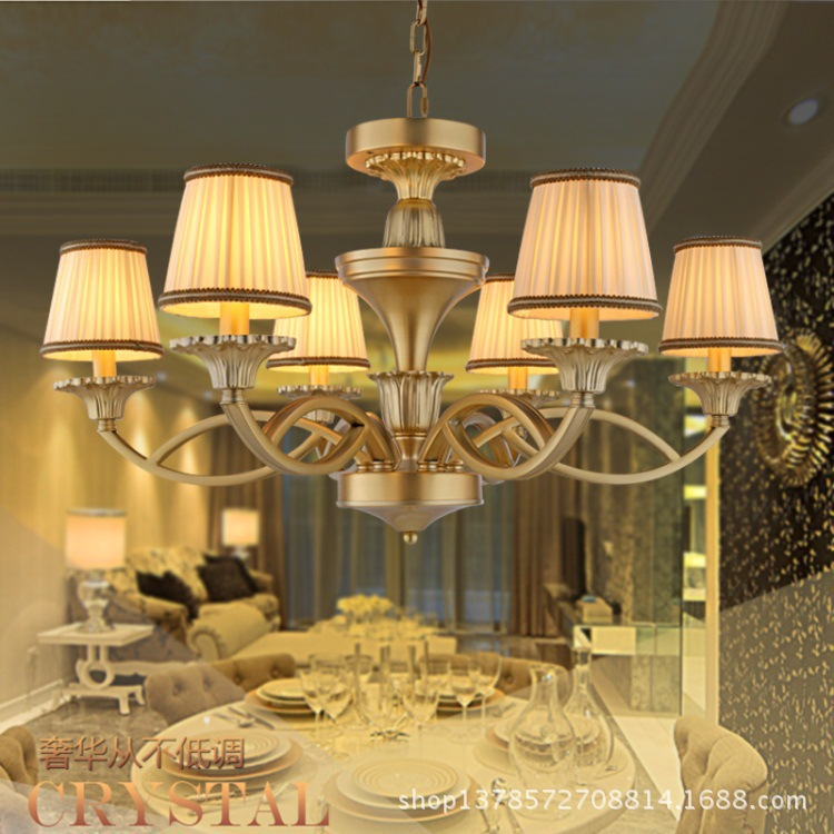 Modern Chandelier Europ Style Living Room Chandelier For