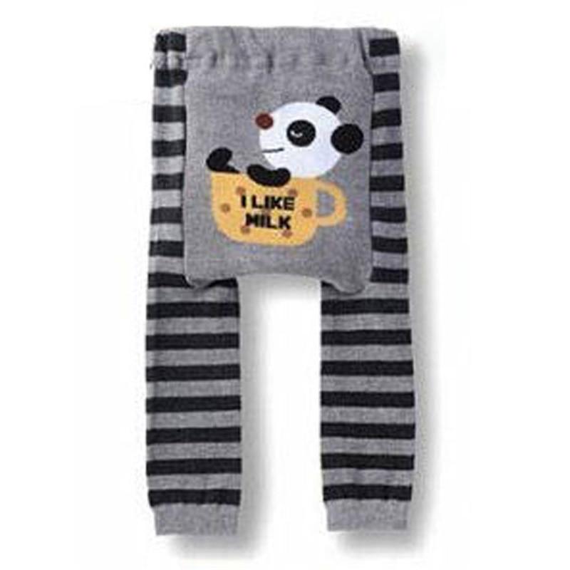 Baby Pants 2018 Print Babe Animal Trousers Model Pants Wear PP Cartoon Baby Fashion Kid