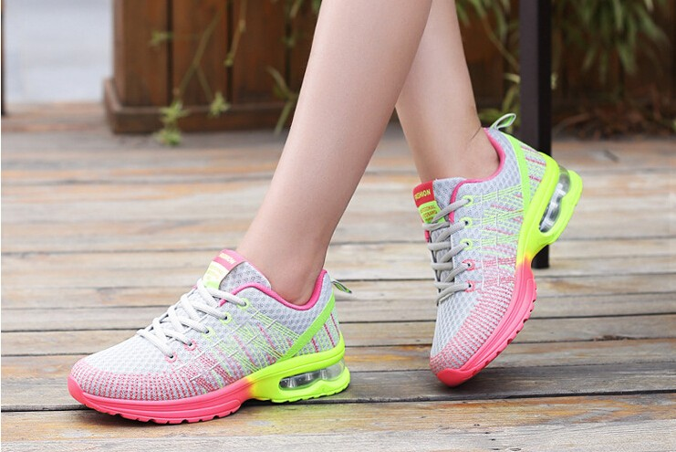 Women's Sneakers Breathable Cushioning Women Running Shoes XYP418 8