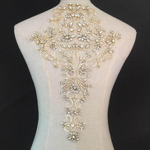 Buy rhinestone bodice applique and get free shipping on AliExpress.com a24d21491e88
