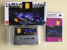 16Bit Games ** Rendering Ranger R2 ( Japan NTSC J Version!! Box+Manual+Cartridge!! )