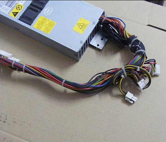 1U Server Power Supply For TDPS-400BB A  400W  Original 85-90%New Well Tested Working One Year Warranty power supply for fps180 50pla 1u well tested working