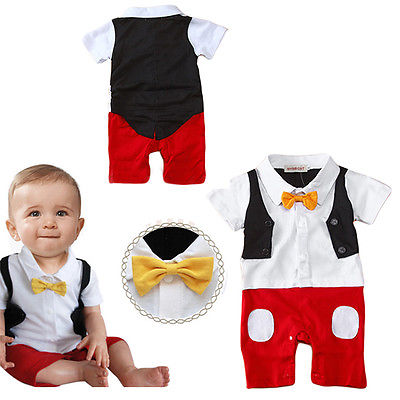 2bf99d7937ed NWT Newborn 3 6 9 12 18 24 Months Baby Boy Bow Ties Photo Props ...