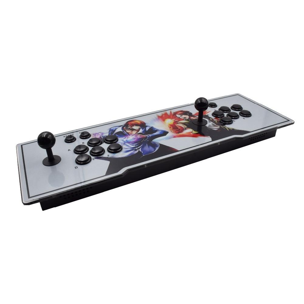 Pandora box 1299 jeux d'arcade Joystick consoles avec jamma multi jeux 1299 en 1 contrôleur de carte pcb de jeu VGA vers HDMI
