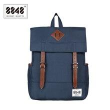 8848 Women Blue Schoolbags Fashion Waterproof Teenager School Bags For Girls Rucksack Aztec Mochila Escolar Bolsas DYBN0013-D002