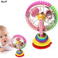 Juguetes Juguetes del bebé Para Recién Nacido 0-12 Meses Rueda Ferris Para Brinquedo Bebe Cochecito de Bebé Sonajeros Juguetes Educativos Creativos juguetes