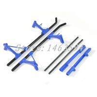 Free Shipping WLtoys WL V915 RC Helicopter spare parts Undercarriage landing gear landing skid