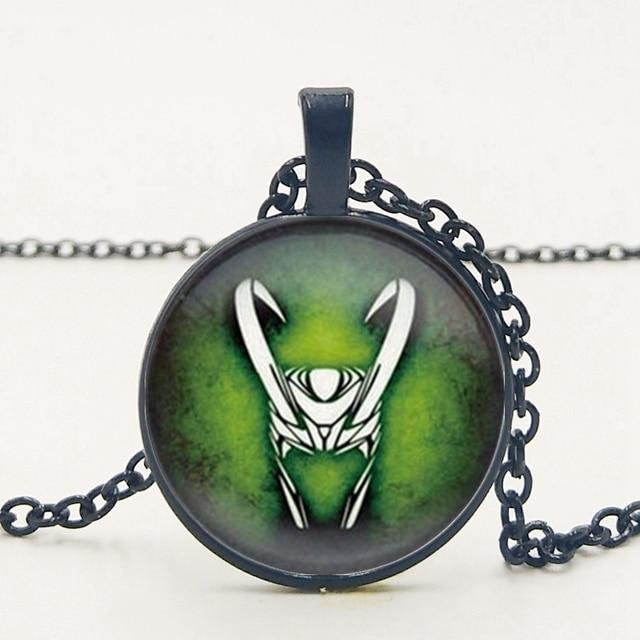 Collier Loki dieu de malice 1