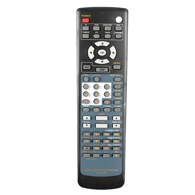 التحكم عن بعد ل مارانتز AV استقبال SR4200 SR4300 SR4400 SR4600 SR5200 SR5300 SR5400 SR5500 RC5200SR RC5300SR RC5600SR SR6200