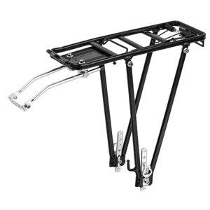 Image 4 - CoolChange fahrrad zubehör mountainbike transporter fracht hinten rahmen aluminium regal fahrrad rack gepäck rack können geladen werden
