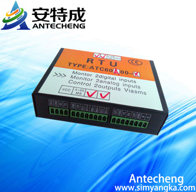 GSM Wireless Remote Automation Industry controler SMS Controller