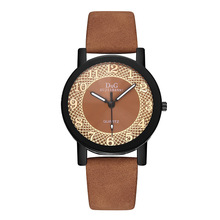 2019 top brand luxury fashion watch leather alloy ladies steel simulation quartz Reloj Mujer
