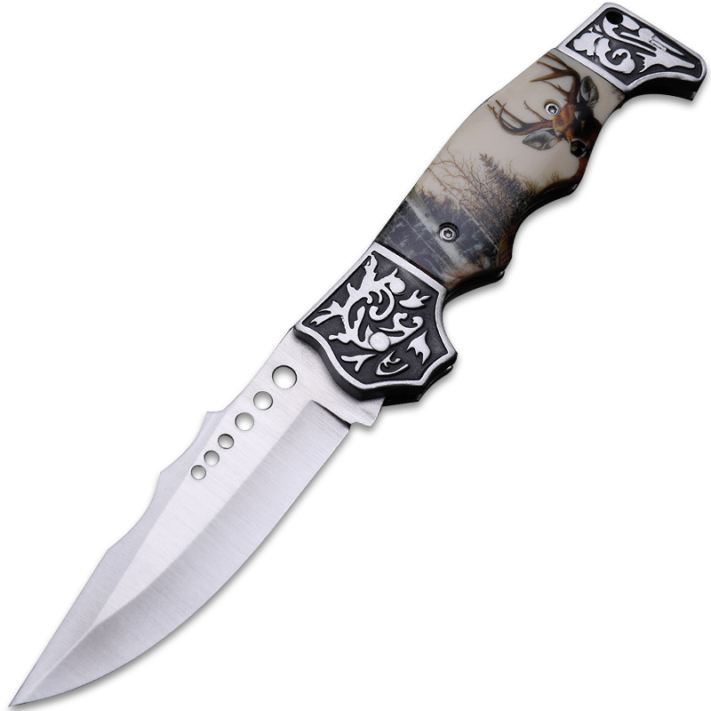 Купить с кэшбэком 2020 New Free Shipping Fixed Tactical Outdoor Folding Knife High Quality Survival Camping Pocket Hunting Knives EDC Tools