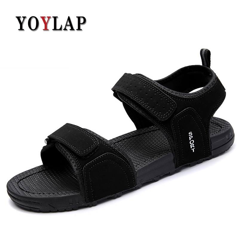 Summer Fashion New Style Men Sandals Comfortable Breathable Casual Sandals Shoes For Men Brand