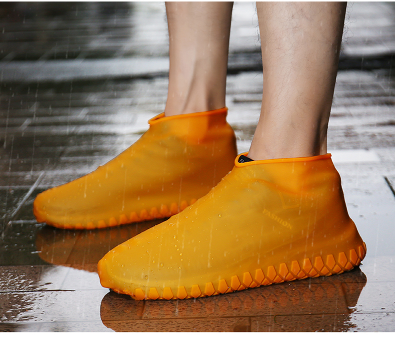 HTB13QyzeHus3KVjSZKbq6xqkFXa7 - Anti-slip Reusable Silicon Gel Waterproof Rain Shoes Covers