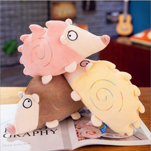 25cm New Arrival Lovely Small Hedgehog Short Plush Toys Stuffed Animal Doll Toy Children Gifts Baby
