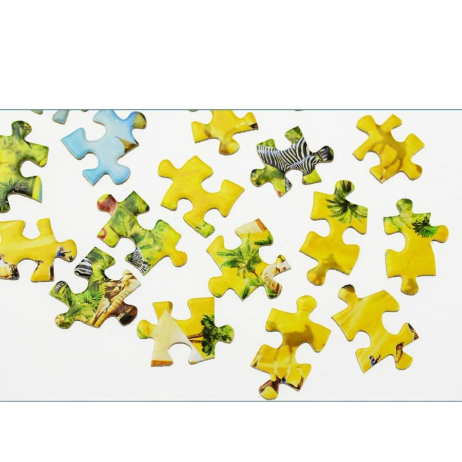 DIY Puzzles 1000 Pièces Pour Adultes Personnalisable Puzzle Cadeaux - Jeux et casse-tête - Photo 2