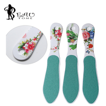 2016 Fashion New High Quality Durable Ceramic Imitation Washable Foot Rasps Chinese Style Foot File Foot Setback Wholesale Green