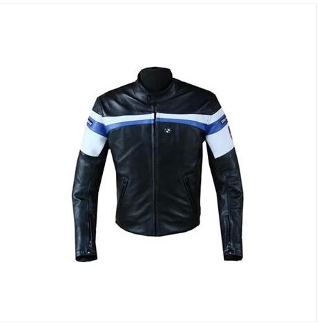 Free shipping 2013 NEW Hot Cool motorcycle pu leather riding/racing jacket 5 protections