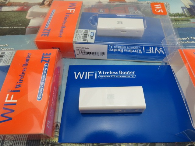 Original ZTE W5 Mini Wireless Router 150M Max 4G LTE
