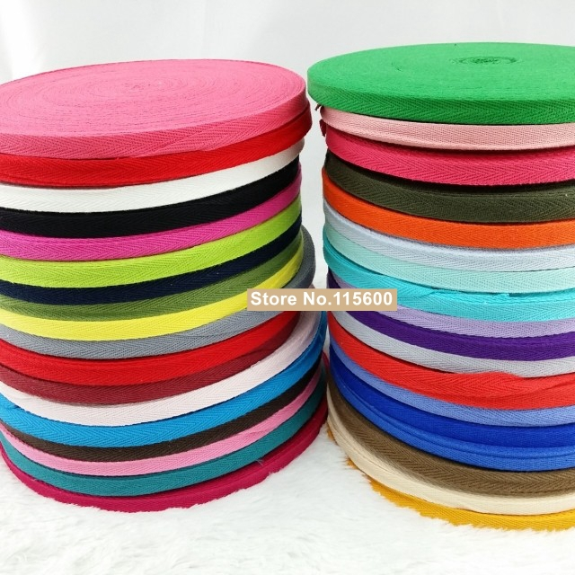 Aliexpress.com : Buy Hot Sale!!! 100yards/lot 10mm COLOR