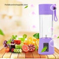 Quick Motor Portable Electric Juicer Blender Fruit Milkshake Mixer Grinder USB Rechargeable Multifunction Juice Maker Machine 49