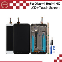 1280X720 FHD For Xiaomi Redmi 4X LCD Display And Touch Screen Assembly Repair Part 5 0