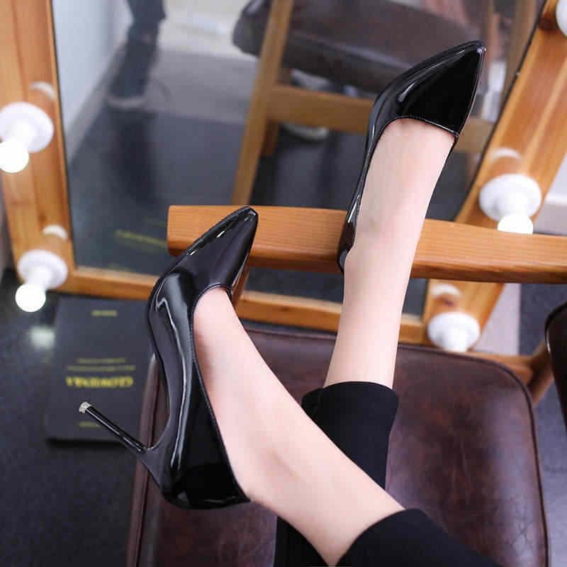 2019 Zapatos de Mujer Zapatos de tacón alto Zapatos de boda Zapatos de Mujer 10 cm /7 cm/4 cm