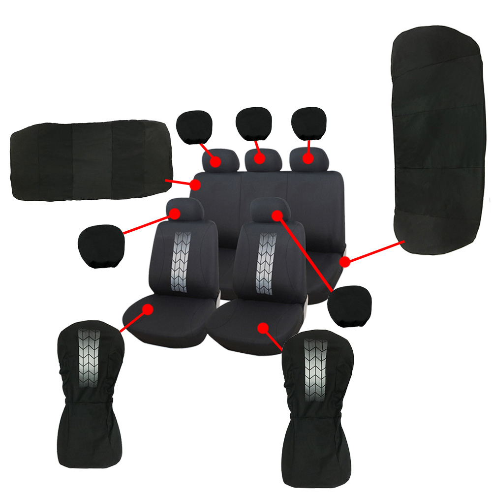 Сиденья чехлы для RENAULT LOGAN талисман Laguna Megane 1 2 3