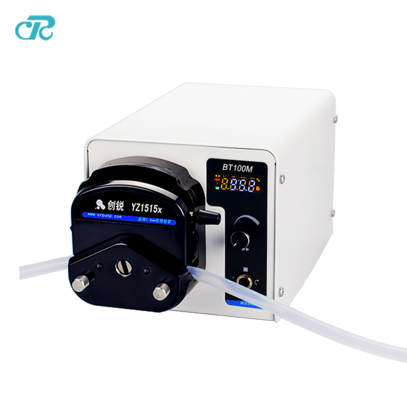 Cost High accuracy Easy Operation Basic Peristaltic Pump BT100M/YZ1515X peristaltic pump basictype bt100m mc12 6 roller