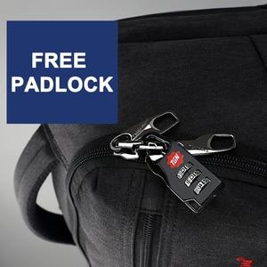 Image 4 - Tigernu Brand 15.6inch USB charging Men Backpack Women Anti theft Laptop Backpack Splashproof Large School Bag Male Mochila