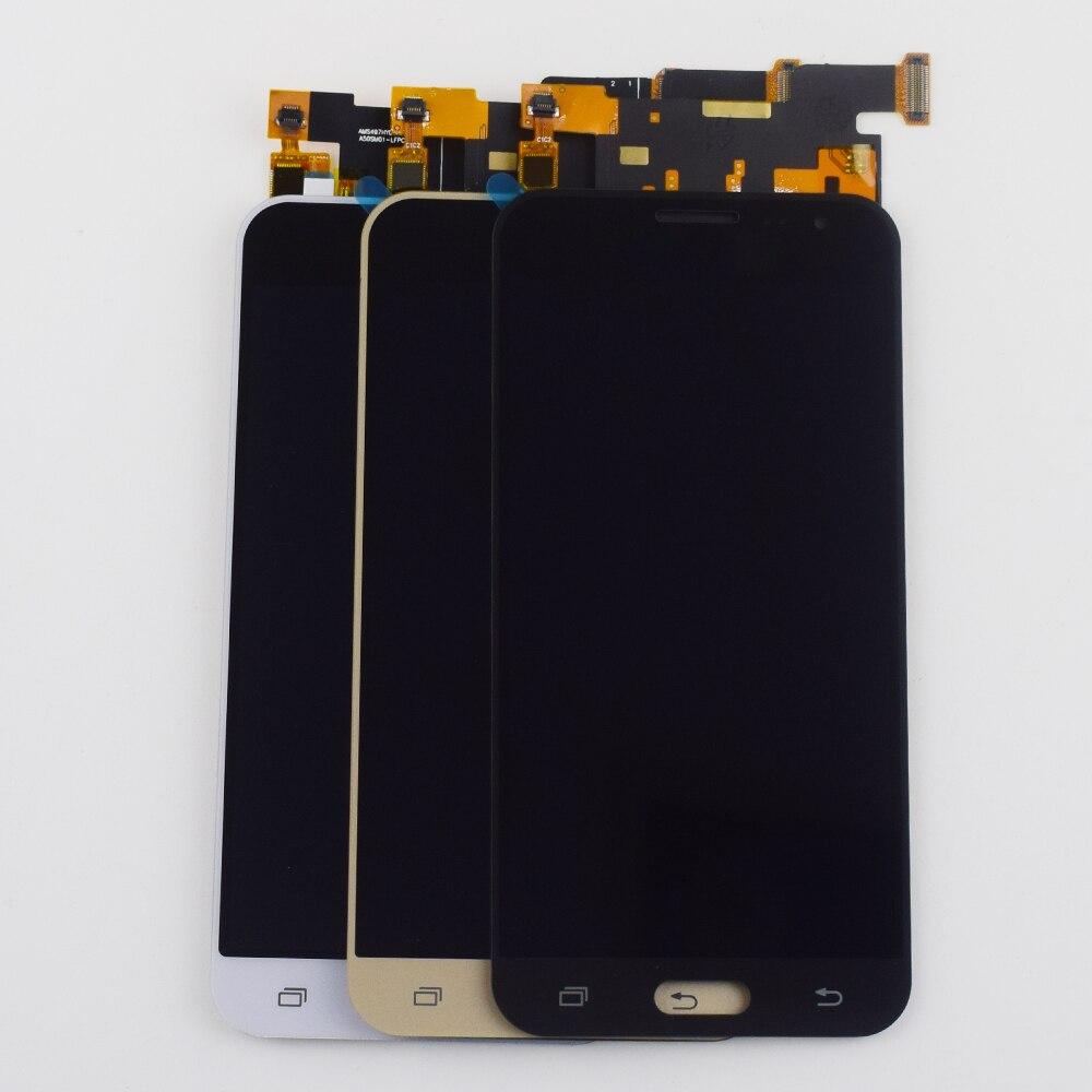 J3 2016 Display Touch Screen Digitador Assembléia Para Samsung Galaxy J3 2016 J320 J320A J320F LCD J320M J3 J320FN Exibição