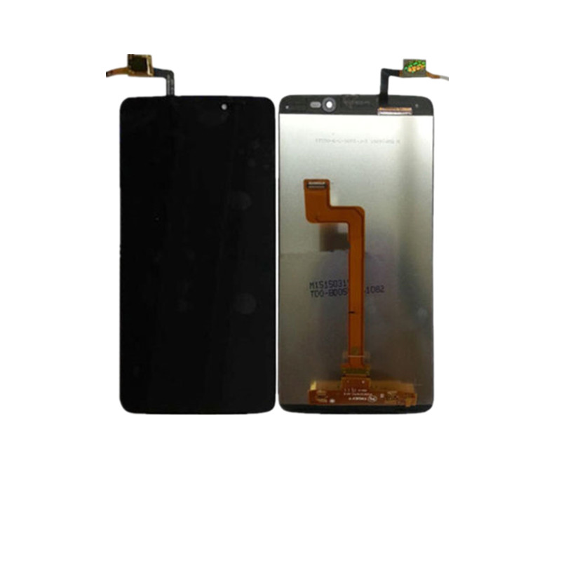 100% original quality For <font><b>Alcatel</b></font> One Touch Idol 3 6045 OT6045 <font><b>6045Y</b></font> LCD Screen <font><b>Display</b></font> with Touch Screen Digitizer Assembly image