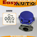 Universal turbo wastegate 38 MM Adequado Para Todos Os Veículos Turbo AZUL