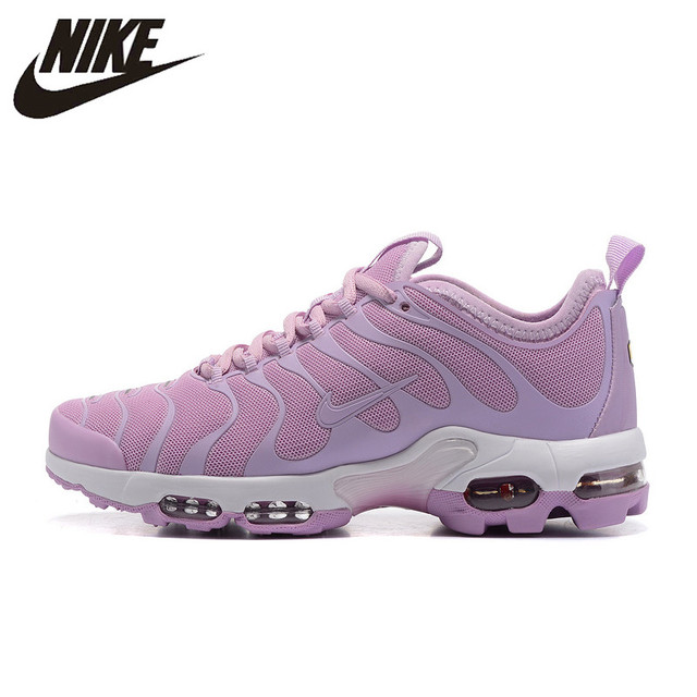 size 40 e9cca d7cb5 Original Nike Air Max Plus Tn Women s Running Shoes Sneakers Athletic Shoes  Breathable Durable TN Nike Air Max Plus TN Purple