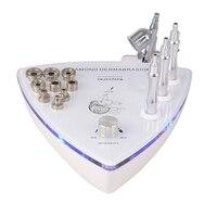 Портативный кристаллический алмазная микродермабразия отшелушиватель