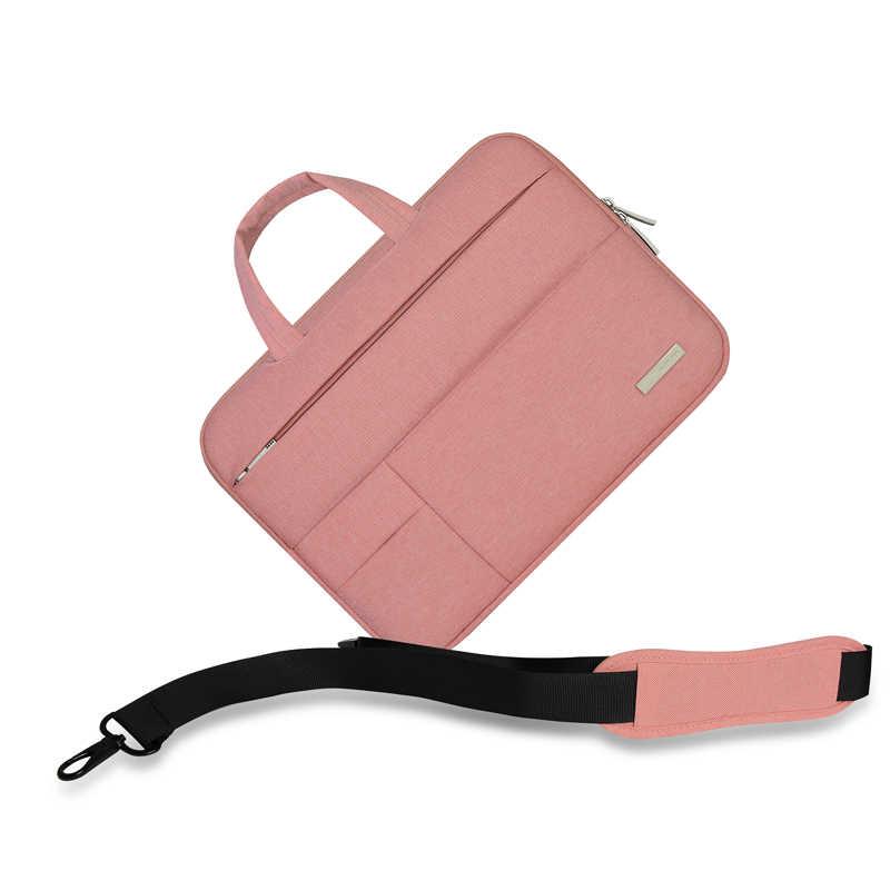 Новая сумка для ноутбука 11,6 12,5 13,3 14 15,6 дюймов Сумка тетрадь чехол Dell Asus Acer HP Lenovo Xiaomi непромокаемые сумки