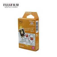 Fujifilm נייר 10 גיליון סרט מיידי פוג 'י Instax מיני 8 מצלמה מיני 8 7 s 25 50 s 90 מקורי אביזרי מצלמת Instantanea Camara