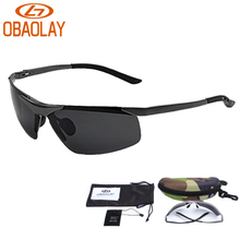 Obaolay Polarized Cycling Bike Sun Glasses Outdoor Sports Bicycle Bike Sunglasses UV400 Goggles Eyewear Bicycle Accessory parts
