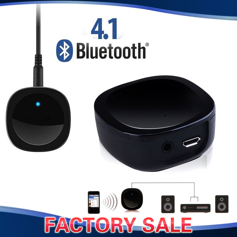 Nuevo Mini Adaptador Del Receptor Estéreo A2DP de Música Audio Bluetooth V4.1 co