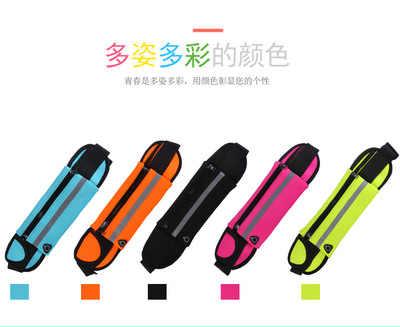 ナイロンウエストパック男性女性のファッション多機能ファニーパックボムバッグヒップマネーベルトバッグヒップマネーベルト旅行携帯電話の袋ユニセックス