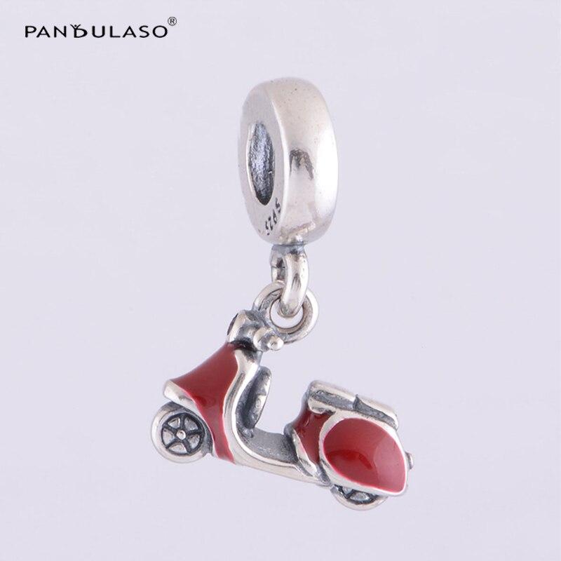 charms pandora moto
