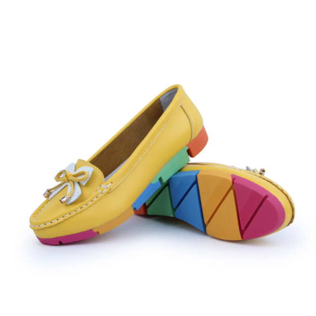 Women Casual Bowknot Moccasins